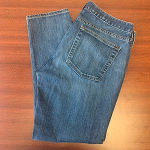 J.Crew Cropped Matchstick Jeans